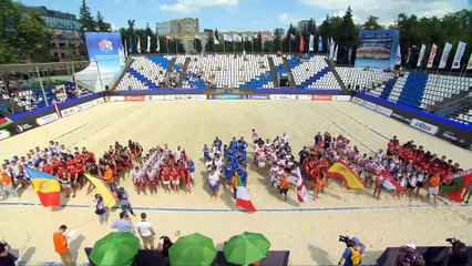 RUGBY EUROPE BEACH RUGBY  EUROPEAN CHAMPIONSHIP