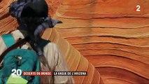 Etats-Unis: Pour découvrir le désert «The Wave» dans l'Utah, les touristes doivent participer à… une loterie ! - VIDEO