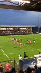 Le Stade Français s'impose à Nevers en amical