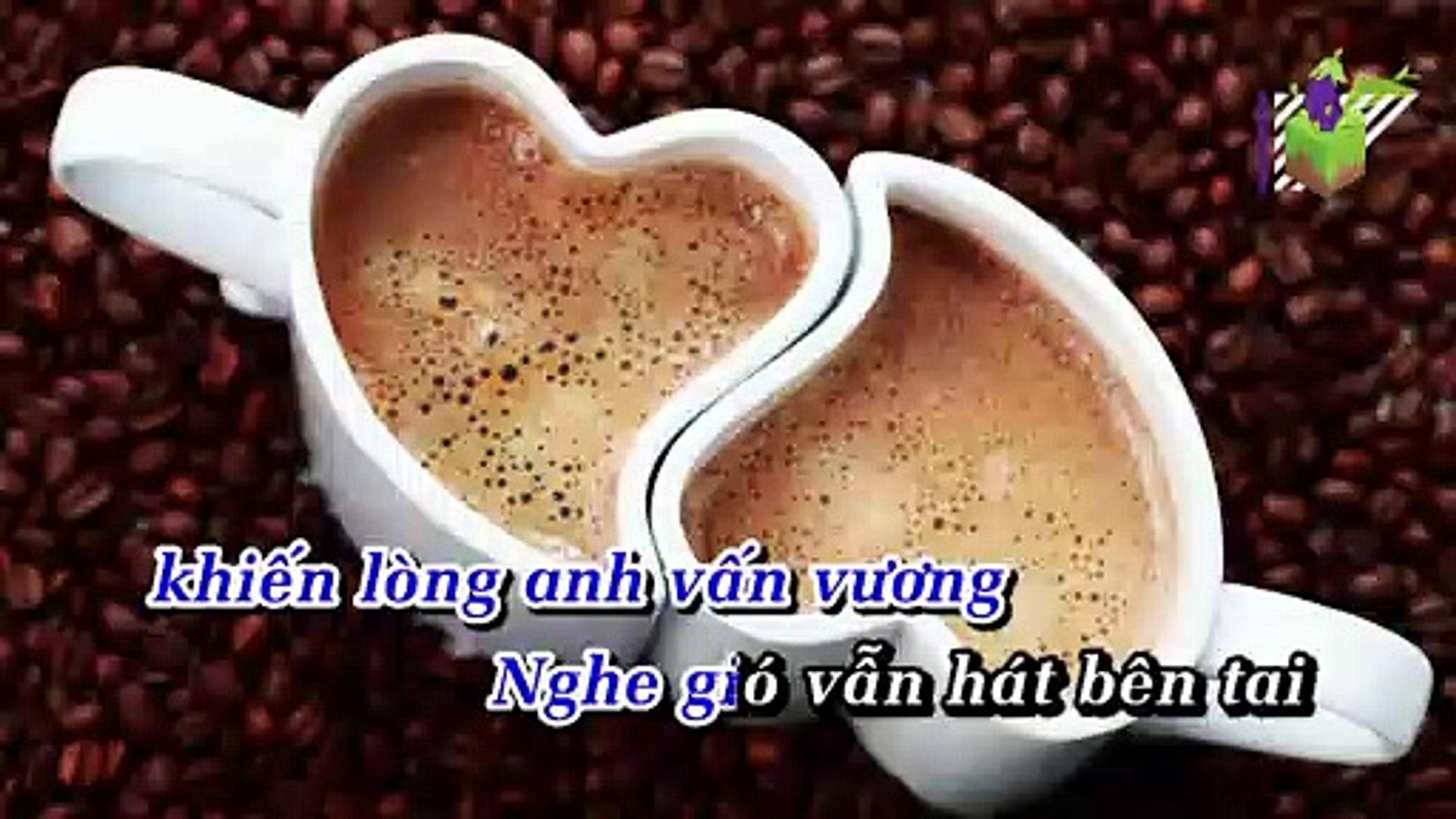 [Karaoke] Sài Gòn Cà Phê Tình Yêu - Hamlet Trương [Beat]