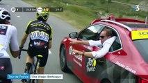 Tour de France : une étape dantesque