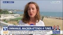 Emmanuel Macron est attendu à Tunis pour les funérailles nationales du président Béji Caïd Essebsi