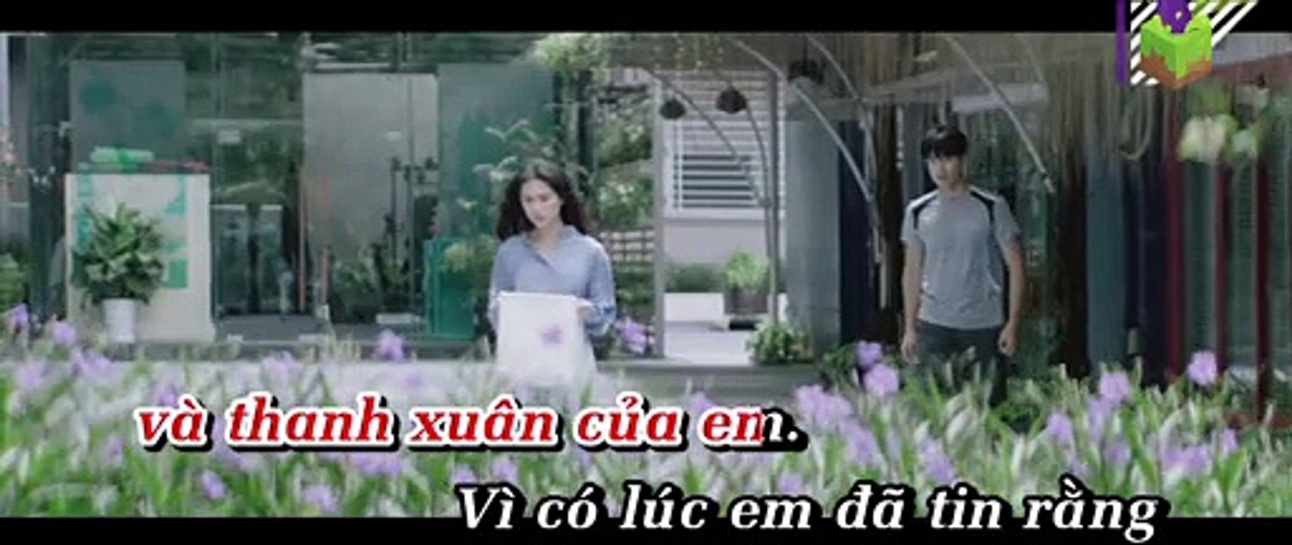 [Karaoke] Chấp Nhận - Hòa Minzy [Beat]