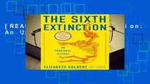 [READ] The Sixth Extinction: An Unnatural History