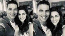 Akshay Kumar to romance Kriti Sanon in Bachchan Pandey!; Check Out Details |FilmiBeat
