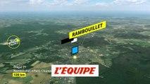 Le profil de la 21e étape - Cyclisme - Tour de France