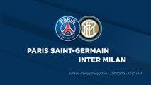 Paris Saint-Germain - Inter Milan : La bande-annonce