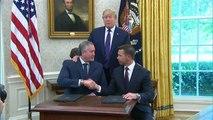 Les États-Unis et le Guatemala signent un accord sur le droit d'asile