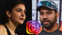Anushka Sharma's Befitting reply to Rohit Sharma for UnFollowing her | FilmiBeat