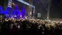 Kyo au festival Les Gens d'Ere en 2019