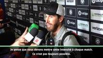 ICC - Sergio Ramos : Nous avons joué ce match comme un amical, eux comme une finale