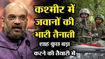 35A or State Trifurcation? Additional troops in J&K suggest that something BIG is about to happen
