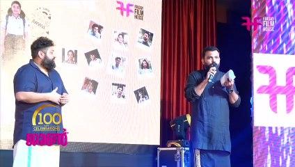 June 100 Days Celebration | Siddarth Siva Talks | Rajisha Vijayan | Ahammed Khabeer