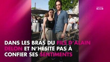 Capucine Anav : Avec Alain-Fabien Delon, elle souhaite franchir une nouvelle étape