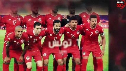 تصنيف المنتخبات العربية