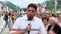 Tour de France : orages prévus à l'arrivée, la caravane annulée à Val Thorens