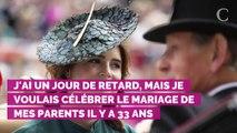 PHOTO. La princesse Eugénie célèbre l'anniversaire de mariage....