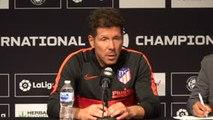 ICC: Atlético - Simeone ravi de la performance de ses joueurs