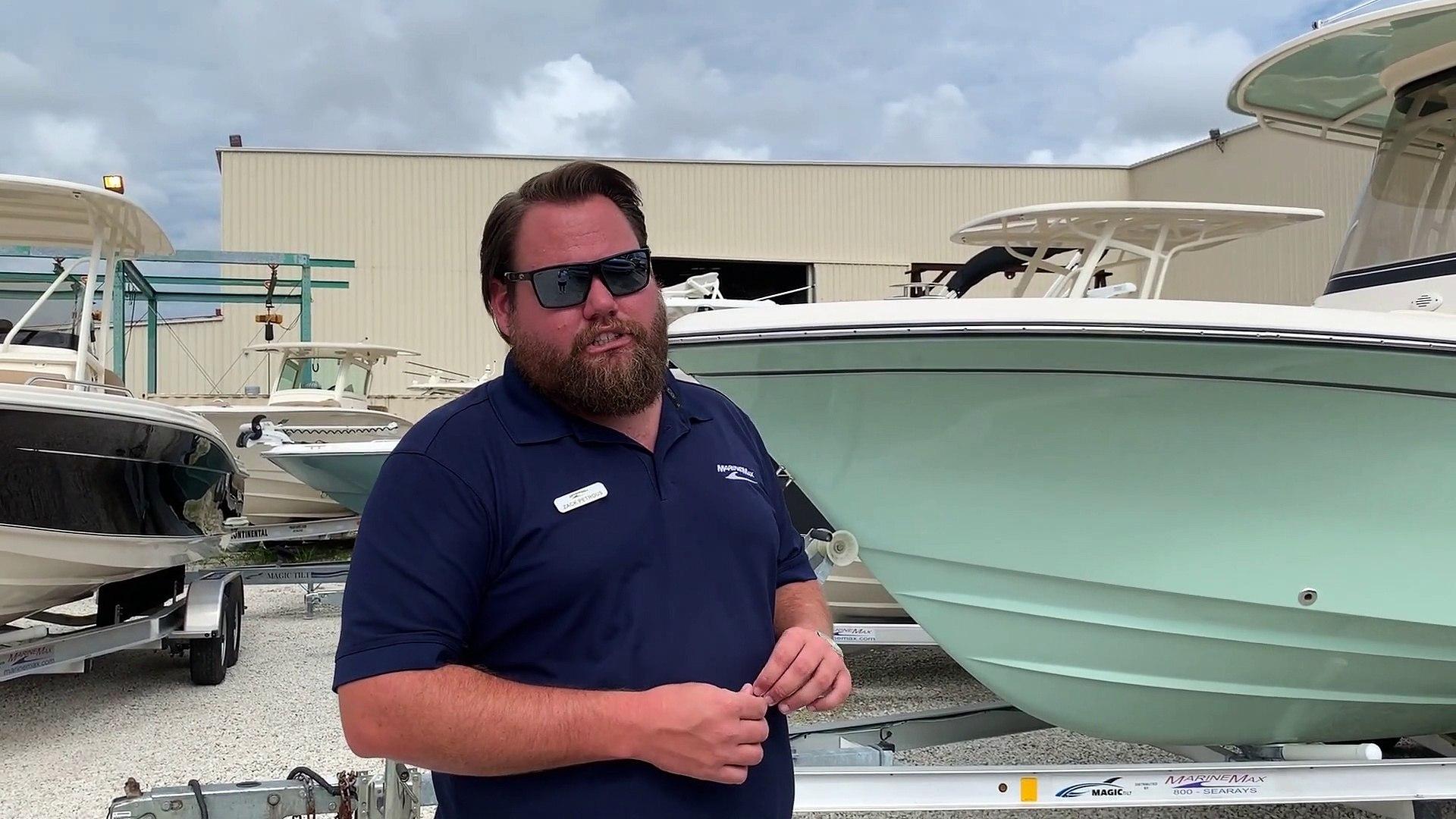 2019 Grady-White Fisherman 216 For Sale in Jacksonville Beach