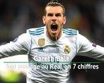 Transferts - Le passage de Bale au Real en 7 chiffres