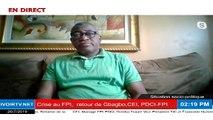 Crise au FPI, retour de Gbagbo, Réforme de la CEI, avec Demba Traoré FPI PRO-GBAGBO