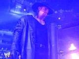 l'entrée de undertaker