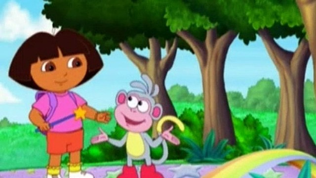 Dora the Explorer S05E17 - Dora Helps the Birthday Wizzle
