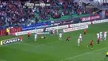 24/08/08 : Bruno Cheyrou (90'+1) : Rennes - Lille (2-1)