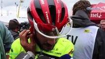 """Tour de France 2019 - Julien Bernard heureux de rejoindre Paris : """"Le Tour a été long et dur"""""""