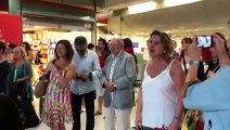 Avignon : ils lui souhaitent ses 50 ans à la gare TGV avec une flashmob