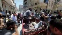 Syrie: 11 civils tués dans des raids aériens du régime sur Ariha