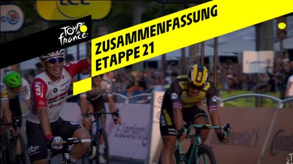 Zusammenfassung - Etappe 20 - Tour de France 2019