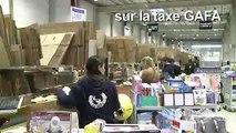 Taxe GAFA: la France veut un accord d'ici au G7