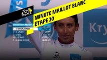 La minute Maillot Blanc Krys - Étape 20 - Tour de France 2019