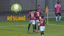 Clermont Foot - Châteauroux (3-0)  - Résumé - (CF63-LBC) / 2019-20
