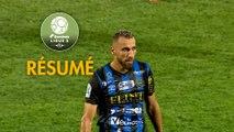 FC Chambly - Valenciennes FC (1-0)  - Résumé - (FCCO-VAFC) / 2019-20