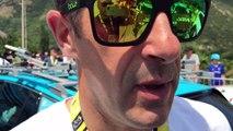 Romain Bardet meilleur grimpeur du Tour 2019