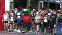 Fenway Park Hosts 10th Annual Run To Home Base Charity Run