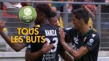 Tous les buts de la 1ère journée - Domino's Ligue 2 / 2019-20