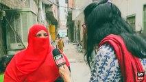 Sheeza Elyas, a lady polio worker, inspires women.