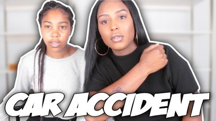 STORY TIME: MILAN AND I GOT INTO A CAR ACCIDENT (emotional)