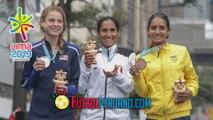 Lima 2019: Gladys Tejeda logró medalla de oro en Maratón