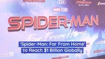 Spider Man Slings Cash
