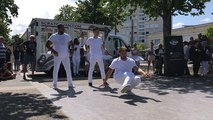 Battle breakdance-danse classique