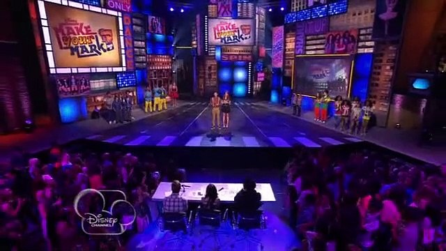 Shake It Up Make Your Mark Dance Off part 1/2