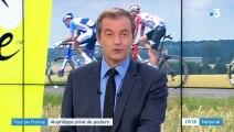 Tour de France : Alaphilippe privé de podium