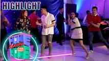 Ferdie takes Julie to the disco | HSH Extra Sweet