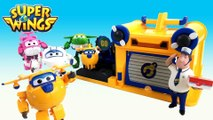 Super Wings Donnie's House Playset Jett Jerome Dizzy 출동슈퍼윙스 || Keith's Toy Box