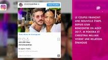M Pokora : le chanteur va être papa avec sa compagne Christina Milian