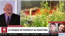 Chasse à l'homme au Canada: Deux jeunes hommes sont accusés d'avoir tué trois personnes, dont deux touristes étrangers, recherchés par la police et l'armée